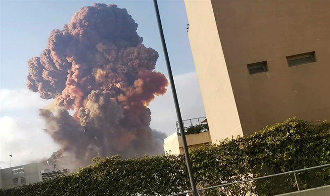 What exploded in the Beirut port? - Opeds