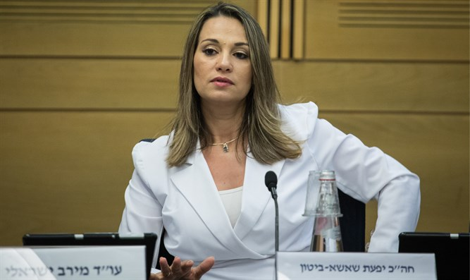 Min. Shasha-Biton: Easy to sow hysteria, anyone with different approach labeled 'denier'